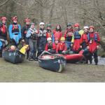 Whoosh Explore Canoe Club Trip to River Dart